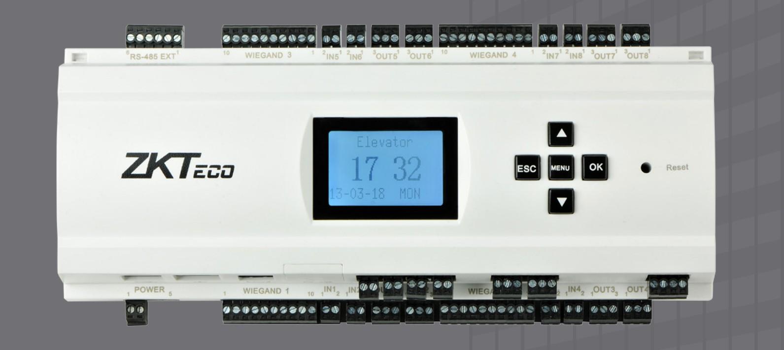 ZK EC10 Elevator Controller