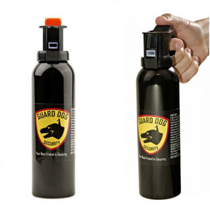 Guard Dog FireMaster Pepper Spray w/Finger Grip 16Oz