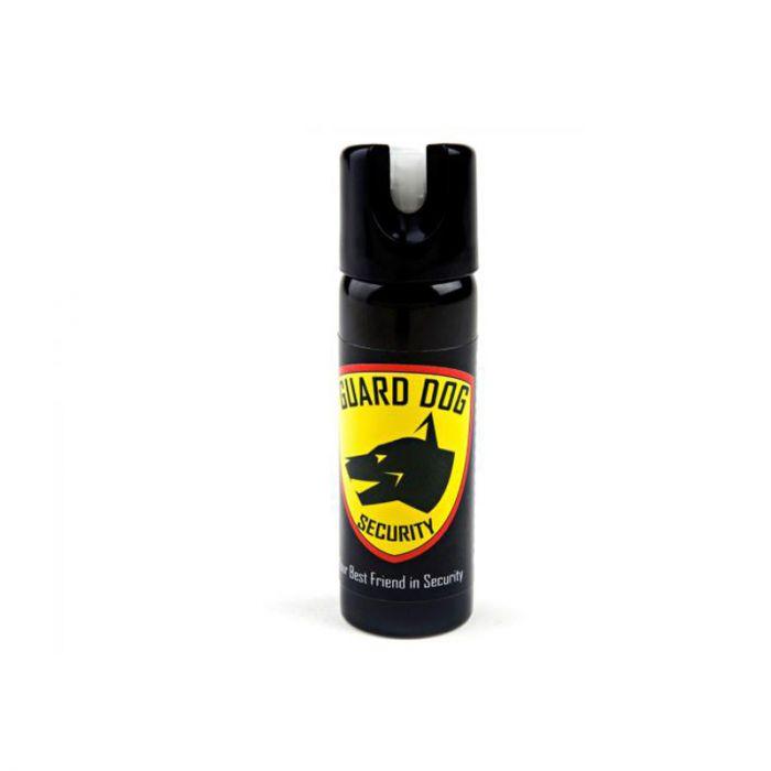 Guard Dog Pepper Spray Glow in The Dark 3Oz w/Invisible UV Dye