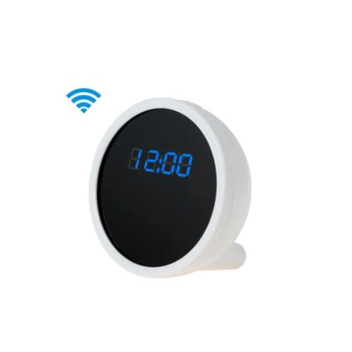 P2P Wifi Clock Round