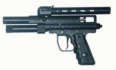 Tactical Pistol MP5