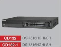 HD-TVI 16 Channel 720p 2U Tribid